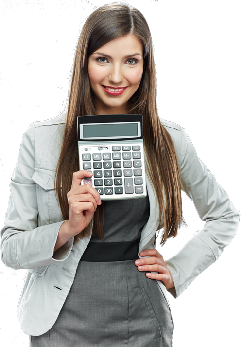 accounting woman