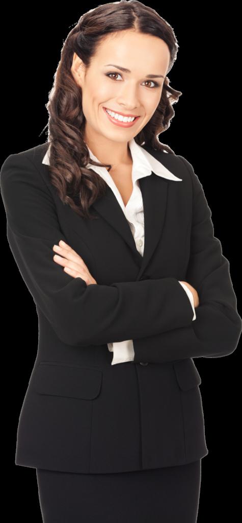 accountant lady